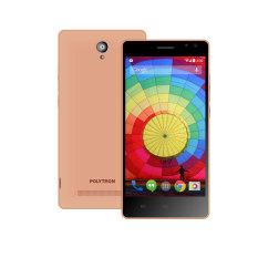POLYTRON Smartphone Rocket R2506 - 5 Inch - 1GB RAM + 8GB ROM - Gold