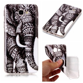 Printing TPU Soft Phone Cover Case for Samsung Galaxy J5 Prime/On5 (2016) - intl