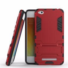 ProCase Kickstand Hybrid Armor Iron Man PC+TPU Back Cover Case for Xiaomi Redmi 4A