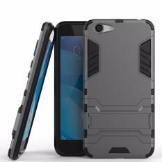 ProCase Shield Rugged Kickstand Armor Iron Man PC+TPU Back Covers for Vivo Y53 -