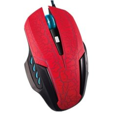 Professional Backlit LOL / CS Gaming Mouse USB Mouse Mice Red (Intl)