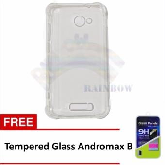 SoftcaseSiliconUltrathinForOppoA39BlackClear