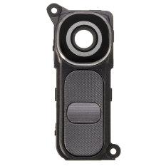 Rear Back Camera Glass Lens Cover Frame Holder For LG G4 H815 H810 H811 VS986 S Black - Intl