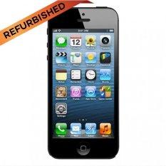 Refurbished - Apple IPhone 5 - 16GB - Hitam - Grade A