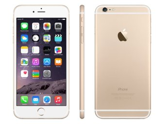 Refurbished Apple iPhone 6 128GB - Gold - Grade A