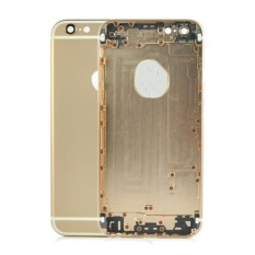 Replacement Part For Apple IPhone 6 Plus Rear Housing- Gold