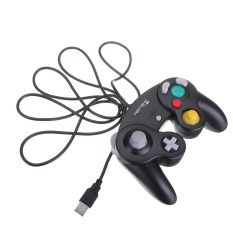Retrolink Nintendo Gamecube NGC GC USB Wired Controller For PC MAC Computer Pad (Intl)