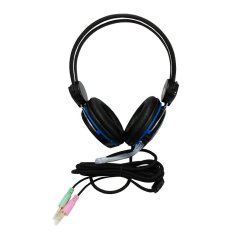 Rexus Headset Gaming RX-995 - Good Quality - Biru