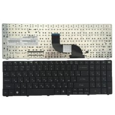 Russia 100% New Keyboard For CLEVO D900 D27 D470 M590 D70 RU Laptop Keyboard Black (Intl)