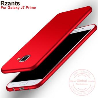 Rzants For Galaxy J7 Prime Ultra thin Soft Back Case Cover intl .