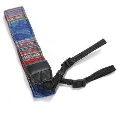 S & F Vintage DSLR Camera Neck Shoulder Strap Belt For Canon Nikon Pentax Sony New 208 (Multicolor)