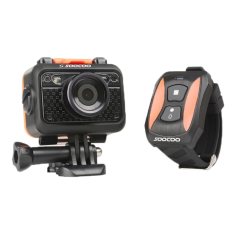 S60 Full HD 1080.60M WIFI Waterproof Sports Video Camera RemoteControl - Intl