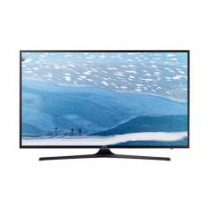 Samsung 40 Inch UHD 4K Flat Smart LED Digital TV 40KU6000