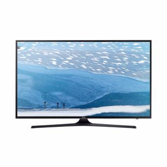 Samsung 40 Inch UHD 4K Flat Smart LED Digital TV 40KU6000