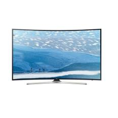 "Samsung 40"" UHD TV UA40KU6300 - Hitam (Khusus Jabodetabek)"