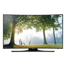Samsung 48 Inch Full HD Curved Smart 3D LED Analog TV 48H6800 - Khusus Area Jadetabek