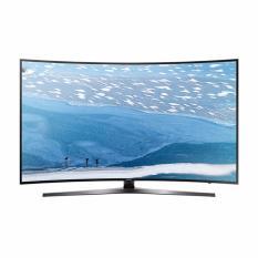 Samsung 65 Inch UHD 4K Curved Smart LED Digital TV 65KU6500 - Khusus Area Jabodetabek