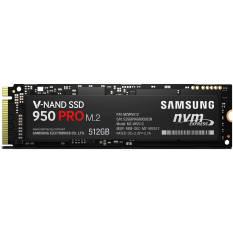 Samsung 950 PRO M.2 PCIe SSD 512GB - MZ-V5P512BW