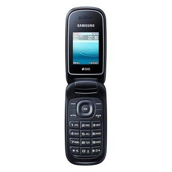 13% Samsung Caramel GT-E1272 Dual SIM - 32 MB - Black