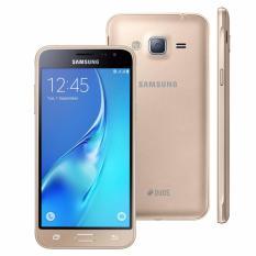 Samsung Galaxy J3 - 8 GB - 4G LTE - Gold (Emas)