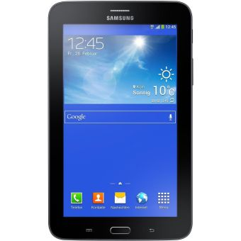 Samsung Galaxy Tab 3V T116 - 8GB - Ebony Black