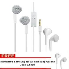 Samsung Handsfree S6310/5360 + Free Samsung Galaxy Young Jack 3.5mm