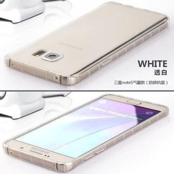 Samsung s7edge silikon transparan ultra-tipis lagu set ponsel dari shell ponsel