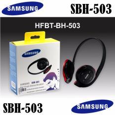 Samsung Stereo Bluetooth Headset SBH 503 - Hitam
