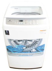 Samsung WA80H4000SW Top Load Washer - 8 KG