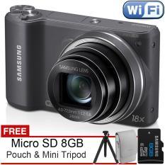 Samsung WB250F - 18x Zoom - Free MicroSD 8GB + Pouch + Tripod