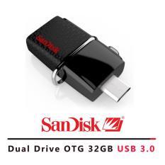 SanDisk Flashdisk Dual Drive OTG 32GB - USB 3.0 150MB/s