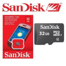 SanDisk Memori Card 32GB Clas 4