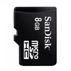 Sandisk MicroSDHC External Memory Card HP/ Smartphone Class 4 - 8GB - Hitam