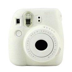 Sanwood Noctilucent Camera Cover For FUJIFILM Instax Mini8 Mini8s - White
