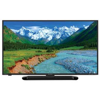 """Sharp 32"""" TV LED Aquos - LC-32LE260I - Hitam"""