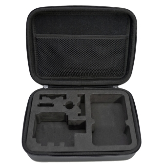 Shockproof Waterproof Portable Case For GoPro HERO4/3 + / 3/2 / 1, Size: 22cm X 16cm X 7cm