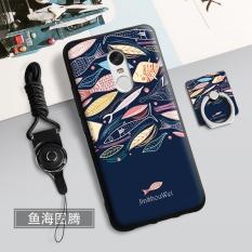 Rope Source · Silica Gel Soft Phone Case for Xiaomi Redmi Note 4X .