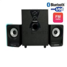 Simbadda Cst-1900n+ Speaker Multimedia Port USB MMC BLUETOOTH