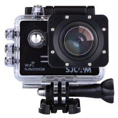 Sjcam Action Camera SJ5000X Elite 4K 12MP Sony IMX078 - Black