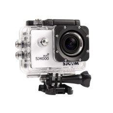 SJCAM SJ4000 WiFi 1080P Full HD Action Sport DV Digital Video Camera 12MP (Silver) (Intl)