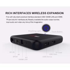 Smart TV Box T96Plus 2GB 16G Amlogic S912 Android 6.0 Octa-Core ARM Cortex-A5.64-bit BT4.1 HD 4K Android Media Player