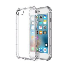 Soft Back Case Anti Crack / Shockproof / Benturan Elegant Aircase Strong Softcase Ultrathin for Apple