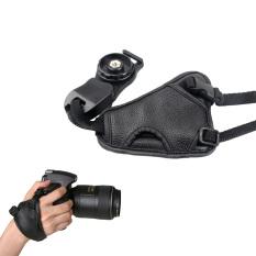 Soft PU Leather DSLR Camera Wrist Strap Belt Camera Bag Universal For Canon Nikon Sony Olympus SLR / DSLR Camera