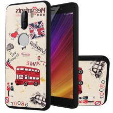 Eiffel Tower 3d Embossed Painting Source Soft TPU Case Cover for Xiaomi Mi .