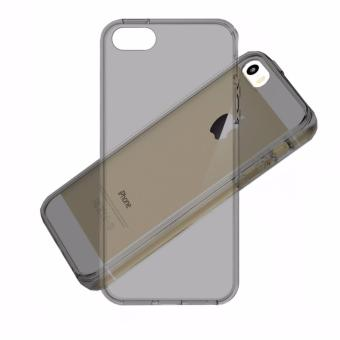 Softcase Ultrathin iPhone 5 Aircase - Hitam