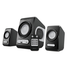 Sonic Gear Speaker Quatro V - Abu-abu