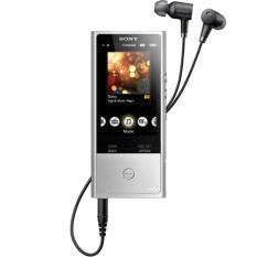 Sony NW-ZX100HN 128GB Hi-Res Walkman Digital Music Player - Silver