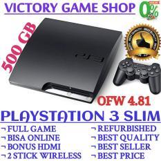 Sony Playstation 3/Ps3/Ps 3 Slim 500 Gb Ofw Refurbish