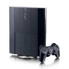 Sony Ps3 Super Slim 320gb + 28permainan (Black)