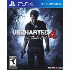 Sony PS4 Games Uncharted 4: A Thief's End